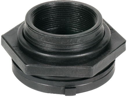 Aquascape Bulkhead Fittings For all Water Garden & Pond BioFalls & Skimmers THUMBNAIL