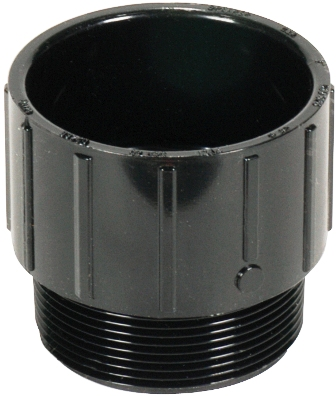Aquascape MPT x Slip PVC Fitting For Water Garden & Pond Plumbing