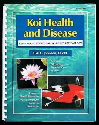Koi Health and Disease (Release 2) - By Dr. Eric Johnson  (A Must Have for Fish Lovers) MAIN