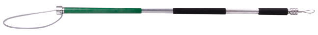 "48""- 72"" Aluminum Standard Animal Control Extension Pole - ACP46"