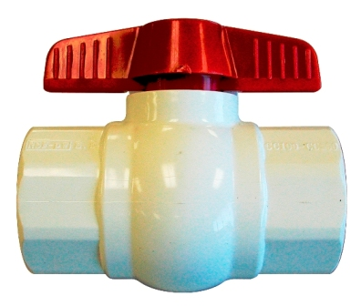 Aquascape PVC Ball Valves (Slip x Slip) For Flow Regulation in Water Garden & Pond Use