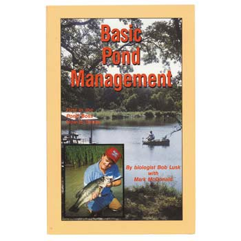 Basic Pond Management Book THUMBNAIL