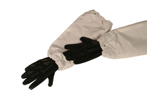 Top Grain Leather with Kevlar Lining & Gauntlet Cat & Wildlife Handling Gloves