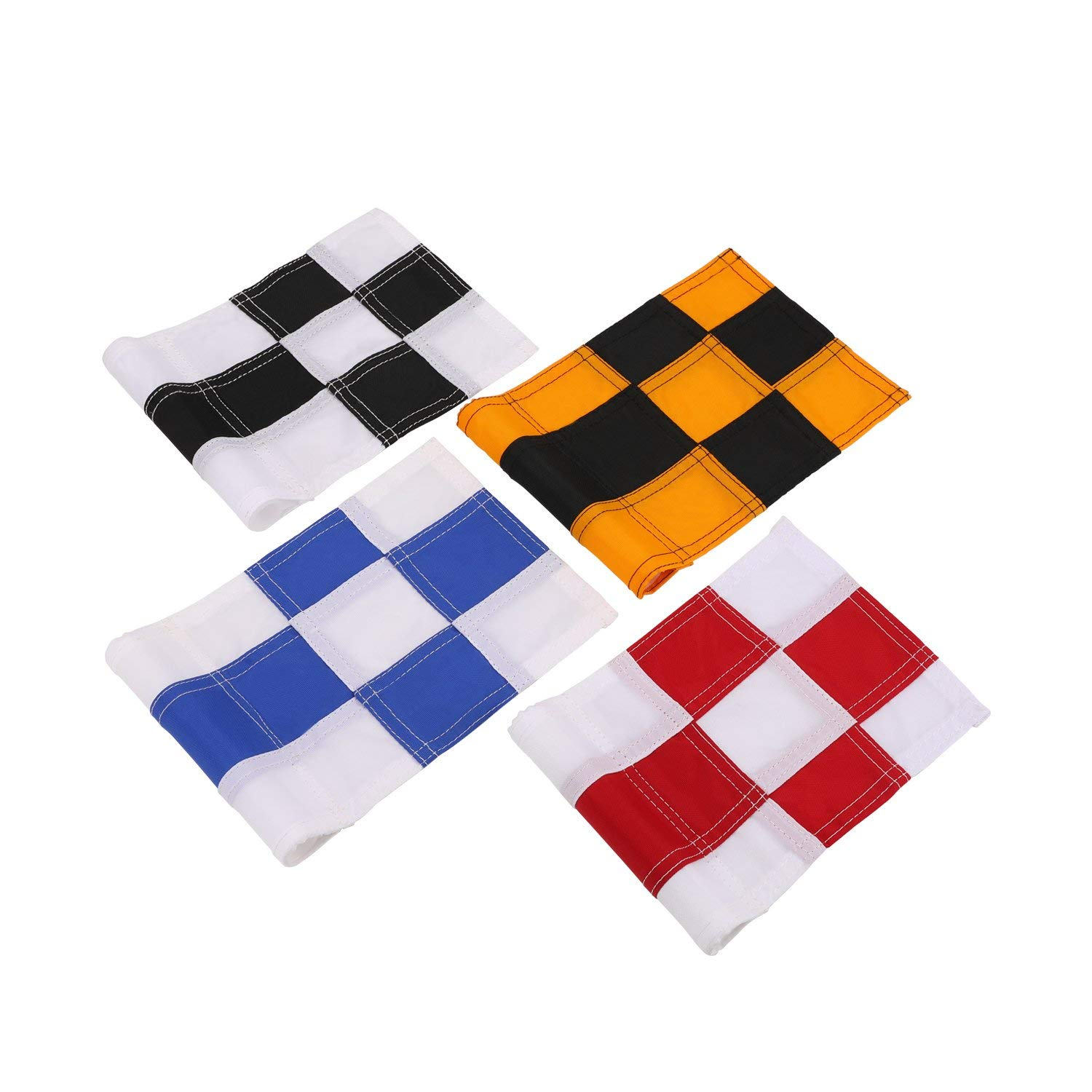Replacement Jr. Marker Flags (Checkered only)