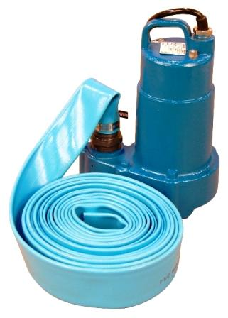 Aquascape Water Garden & Pond Cleanout Kit (includes special 4200 gph pump & 25' of hose)_THUMBNAIL