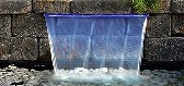 Colorfalls - Waterfall Weir & LED w/Transformer by Atlantic Water Gardens