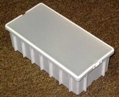 "Kerr Lighting 12 v Commercial Paver Light 4"" x 8"" for Walk, Patio, Driveway,& Pool Deck Installation"