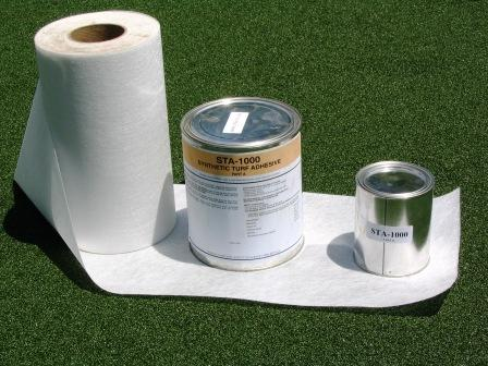 Synthetic Turf - Seam Adhesives & Seam Tape/Binder