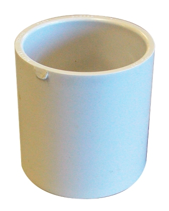"Aquascape Water Garden & Pond PVC Pipe (Flexible & Rigid) Coupling  - Slip x Slip (1.5"" - 4"") MAIN"