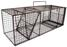 "Door Set Flush Mount Heavy Duty Raccoon Live Animal Trap - (36""L x 12"" W x 12"" H) Mini-Thumbnail"