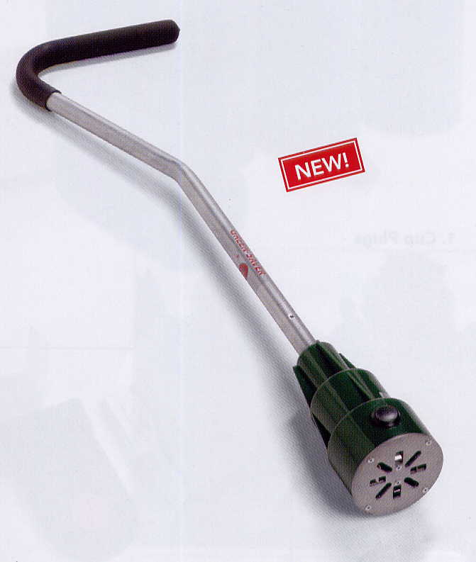 Golf Putting Green-Saver Ball Mark Repair Tool for Natural Grass Greens