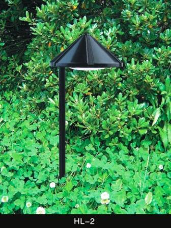 Area & Path Lighting - Die Cast Aluminum - Low Voltage 12 Volt Landscape Fixture - HL-2