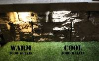 Retaining Wall, Column, & Stair Lights