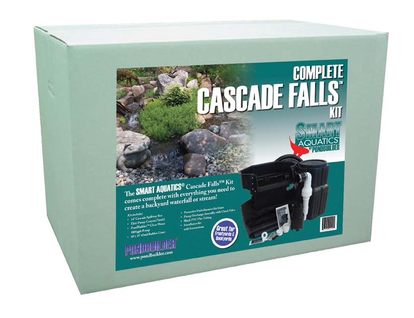 6 Foot Mini Cascading Falls Kit by PondBuilder