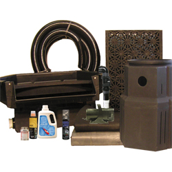 6 Foot Professional Cascade Waterfall Kit