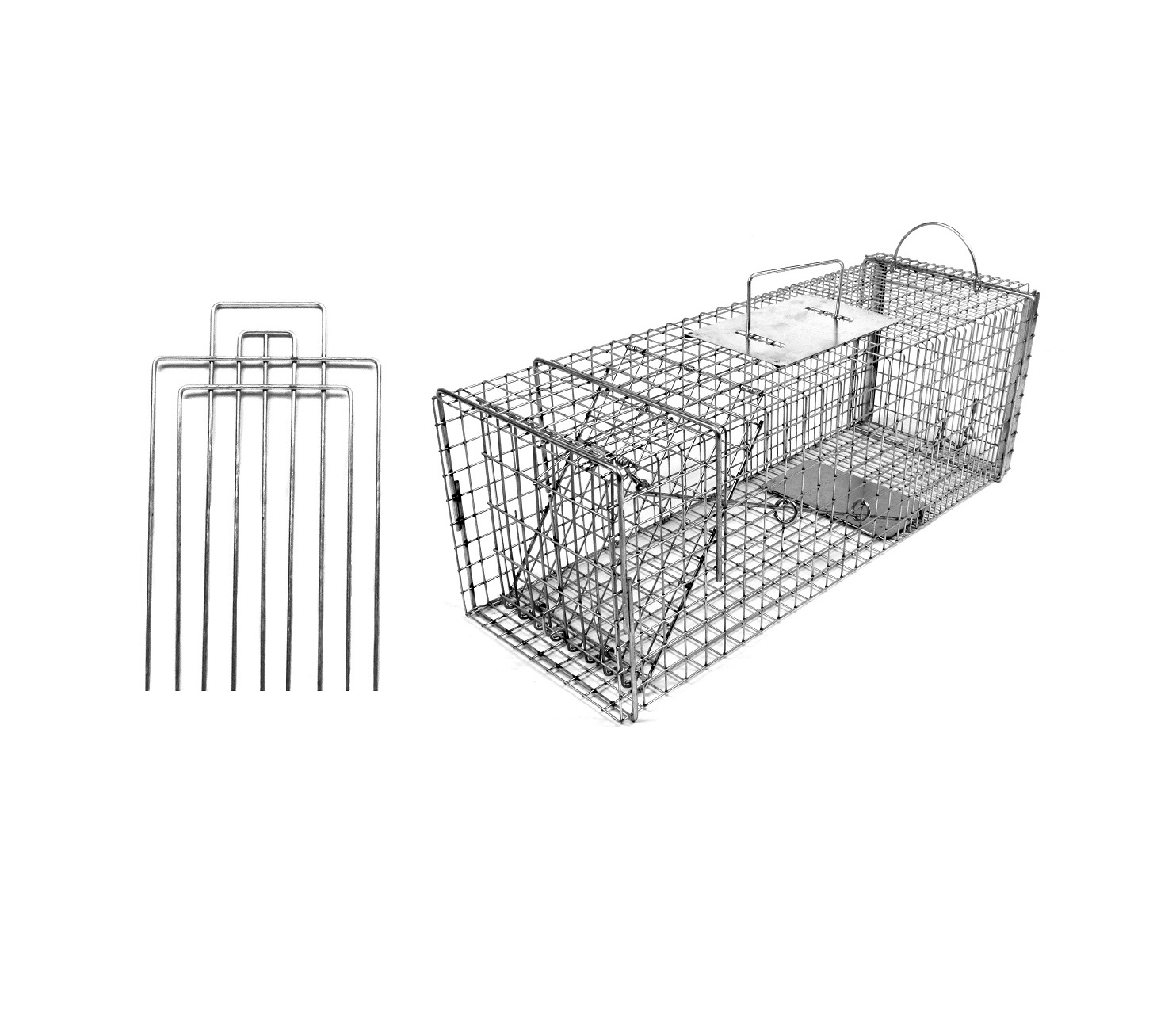Small/Medium Trap-Neuter-Return Neighborhood Cat Animal Trap THUMBNAIL