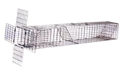 "Rodent Removal Kit w/ (1) E40 Excluder & (2) M45 Traps (30"" x 4.5"" x 4.5"") THUMBNAIL"