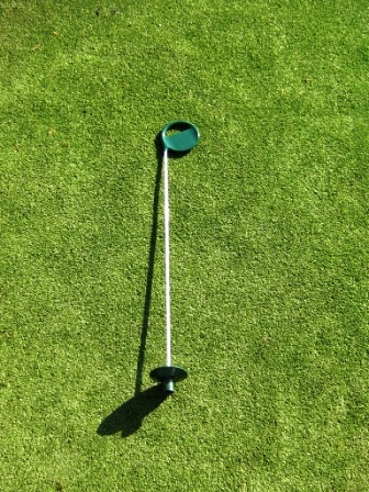 Par Aide Executive Putting Green Marker - For Golf & Putting Green Applications LARGE