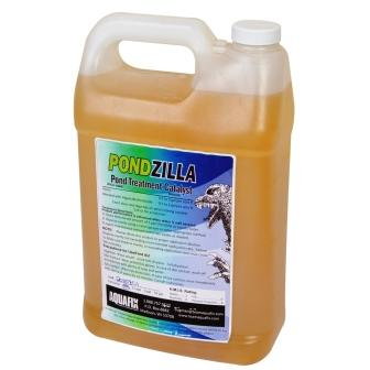 Pondzilla 100 - Breaks Up Floating Pond Scum & Algae plus more!