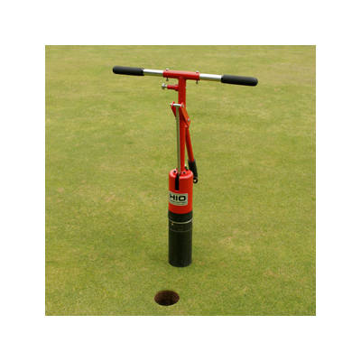 Par Aid HIO (Hole In One) Hole Cutter for Putting Greens THUMBNAIL