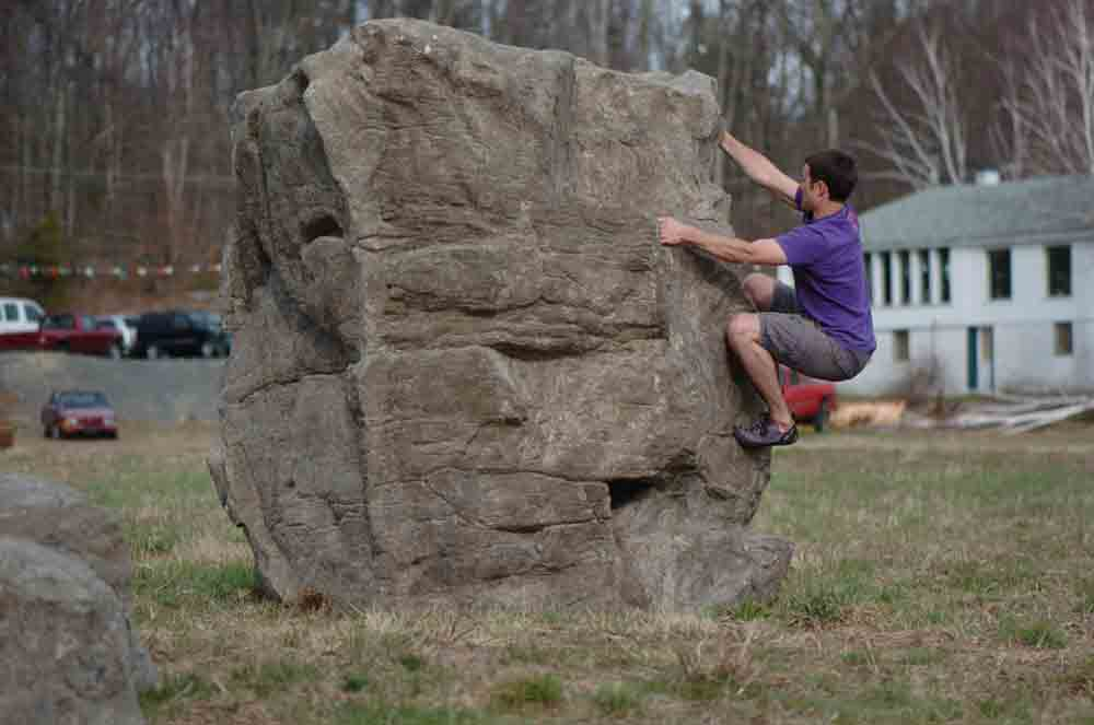Large Playground & Climbing Boulder for Schools & Parks