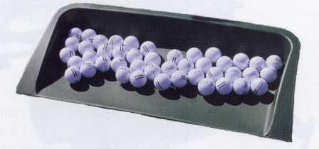 Plastic Golf Ball Tray (Holds 90 Golf Balls) THUMBNAIL