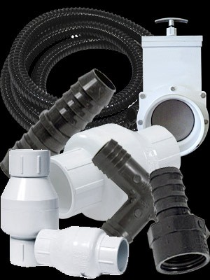 Plumbing Supplies - Flex Pipe, Connectors, & More!