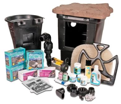 Pond/Stream/Water Garden  Kits - DIY & Pro
