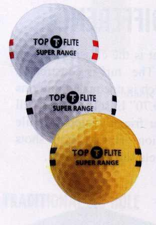 Super Range Golf Balls MAIN