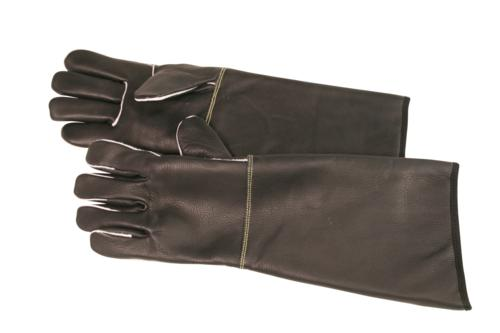 Talon Top Grain Cowhide with Kevlar Lining Animal Handling Gloves