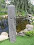 Createk Stone - Mailbox Post (MP-1) - Realistic Looking Faux Granite Stone Mini-Thumbnail