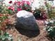 Createk Stone - Small Propane Tank & Well Cover Rock (PC-1) - Realistic Looking Faux Granite Stone Mini-Thumbnail