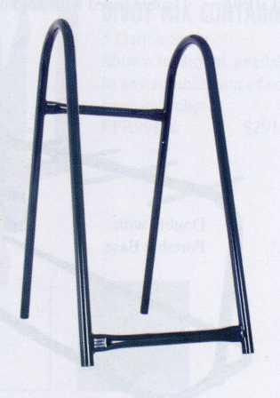 Traditional Tubular Steel Golf Bag Stands (available in 3 colors)