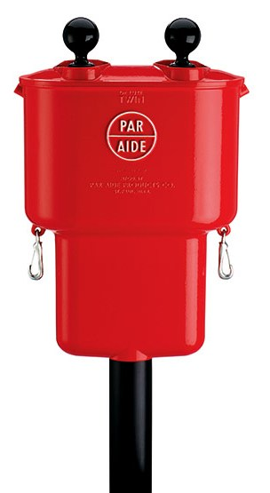 Par Aide Twin Golf Ball Washers