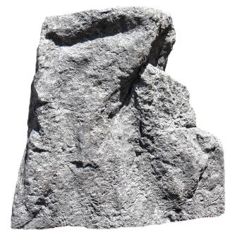 Createk Stone - Well Head Cover Rock  (WC-1) - Realistic Looking Faux Granite Stone