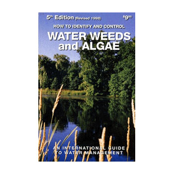 Water, Weeds & Algae, Book THUMBNAIL