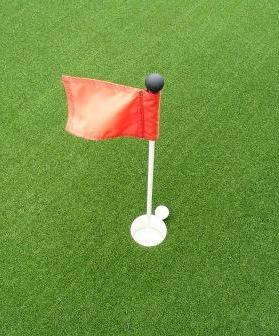 30 Inch Tall  Practice Green Jr. Golf Markers
