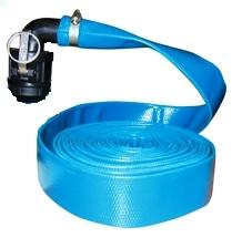 "25' Flexible 1.5"" Discharge Hose for the Aquascape Water Garden & Pond Submersible Clean-out Pump MAIN"