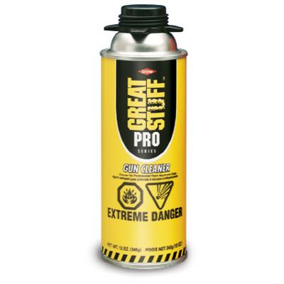 Economy Professional Foam Gun Cleaner in 12 oz Can