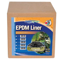 EPDM Boxed & Custom Cut Stream Liner