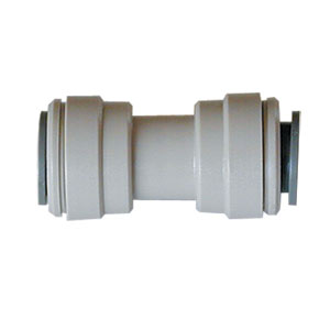 "Quick Connector for 1/4"" Poly Tubing use with the Aquascape Hudson AutoFill Valve"