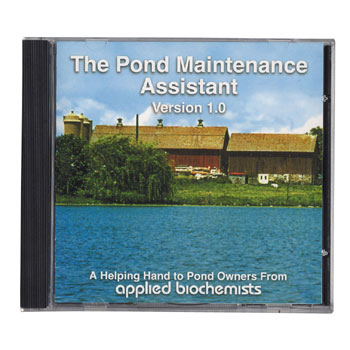 The Pond Maintenance Assistant - Version 1 - DVD LARGE