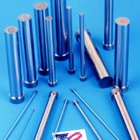 Core Pins, H-13 Standard or High Hardness