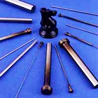 Ejector Pins, H-13 Hot-Work Steel
