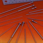 Ejector Pins, Straight or Shoulder Type, Metric