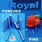 Royal Pins <br>Royal Punches