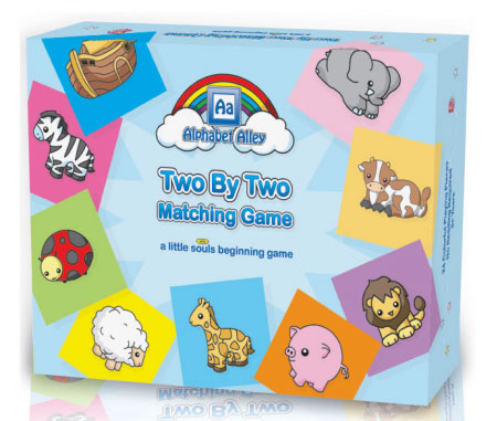 Two by Two Matching Game LARGE