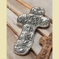 "12"" Christ Story Wall Cross THUMBNAIL"