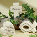 Symbolic Garden Stones with Verses THUMBNAIL