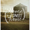 Night Light Insert - Silo Home Sweet Home
